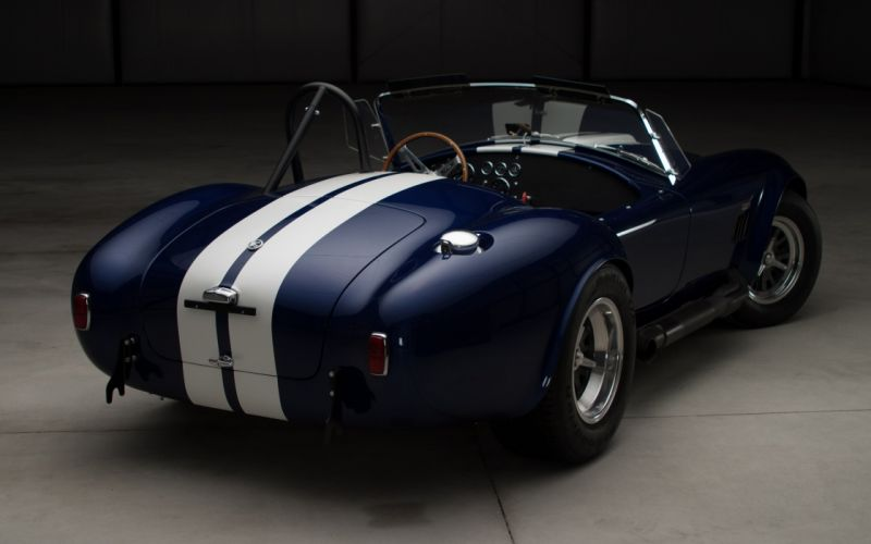 2005 Kirkham Shelby Cobra 427 KMS-SC muscle supercar hot rod rods wallpaper