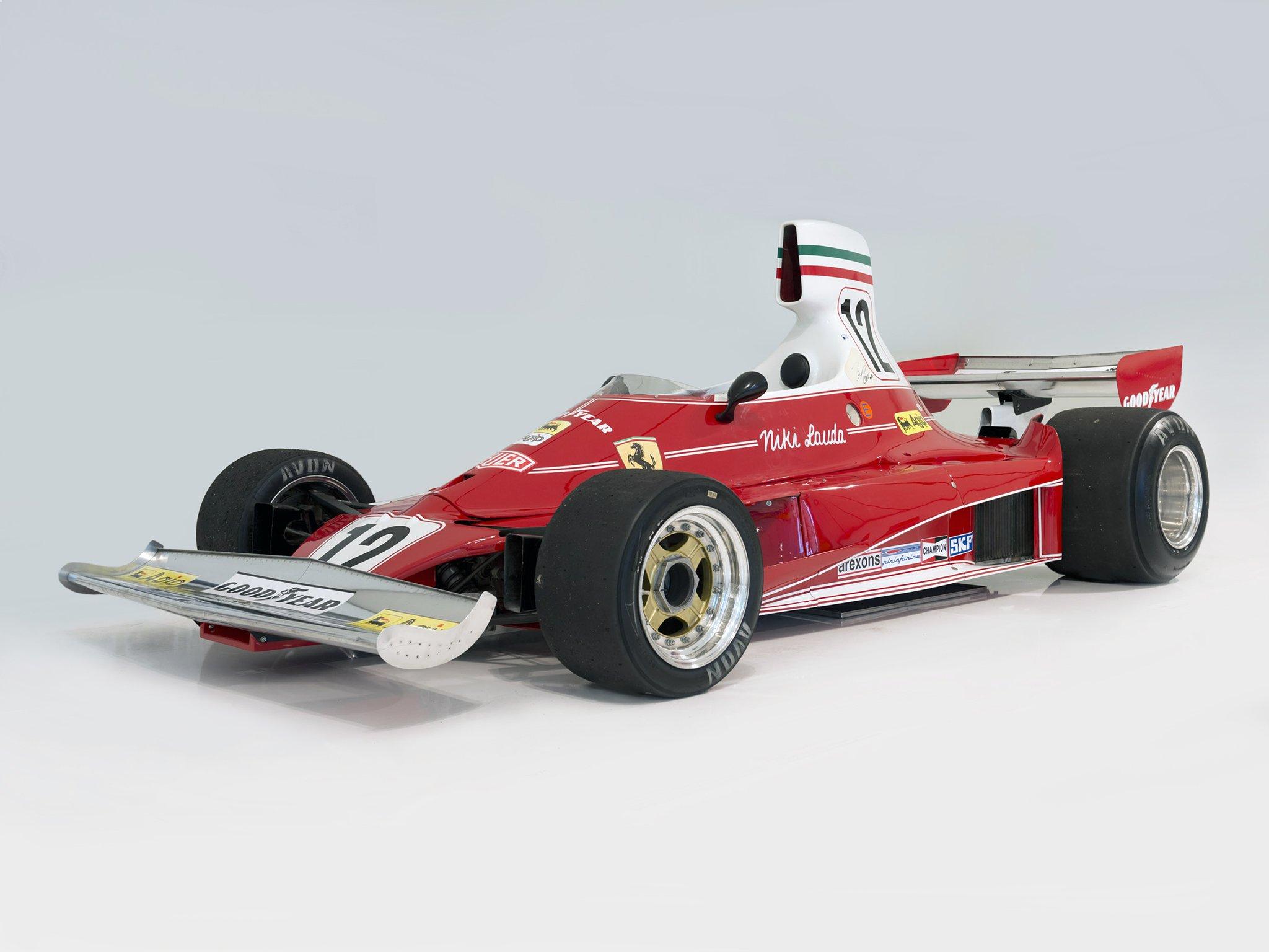Ferrari f1 lego 10