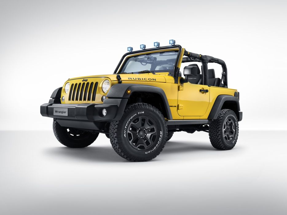 2015 Jeep Wrangler Rubicon Rocks Star J-K 4x4 suv wallpaper