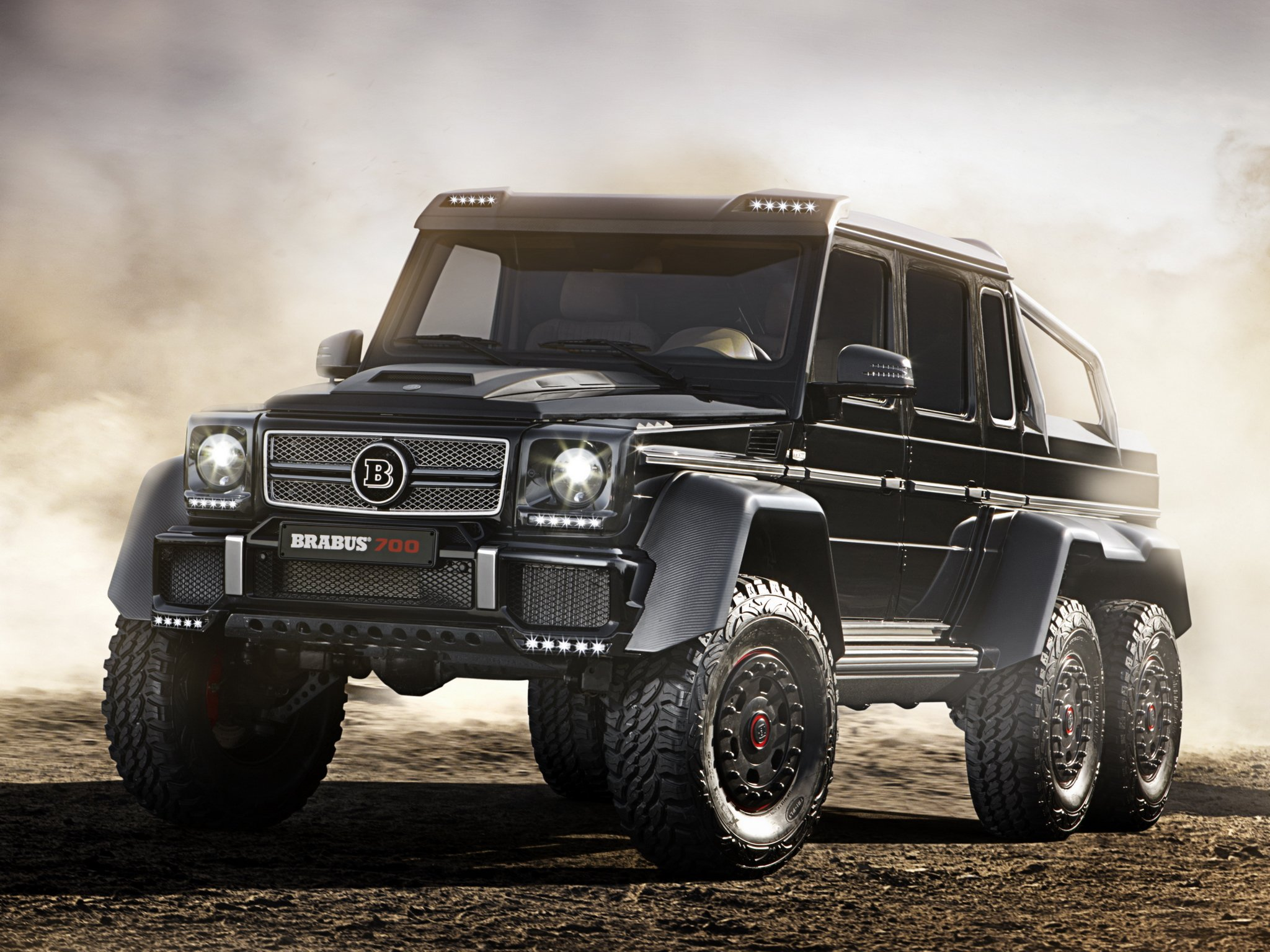 2013 brabus mercedes benz g63 amg 6x6 w463 pickup offroad wallpaper 2048x1536 630702. Black Bedroom Furniture Sets. Home Design Ideas