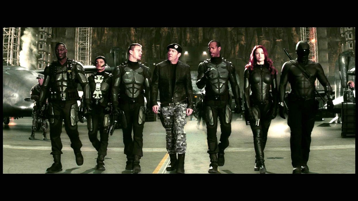 GIJOE action adventure fighting military sci-fi apocalyptic futuristic 1gijoe joe warior wallpaper