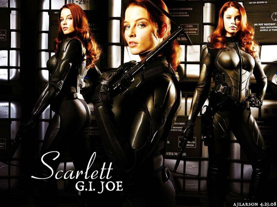 GIJOE action adventure fighting military sci-fi apocalyptic futuristic 1gijoe joe warrior poster wallpaper