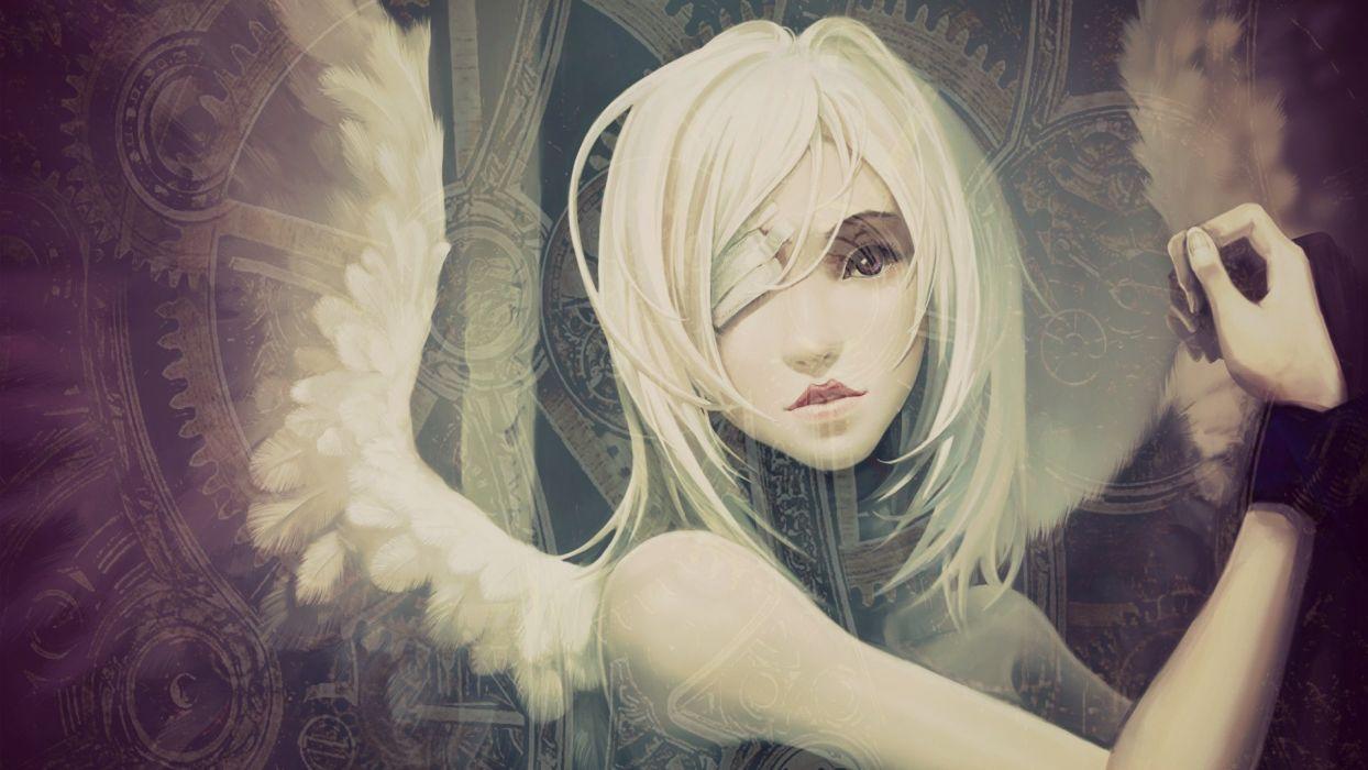 CLOCKWORK-ANGEL wallpaper