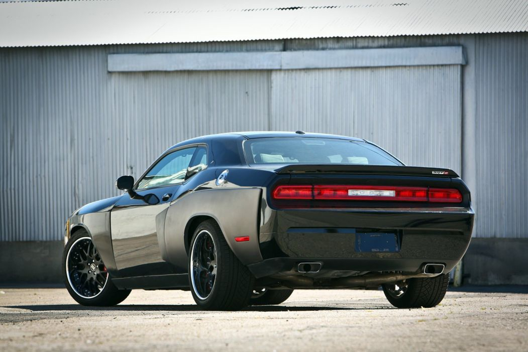 Widebody Challenger SRT8 392 Fast & Furious 6 movie cars wallpaper