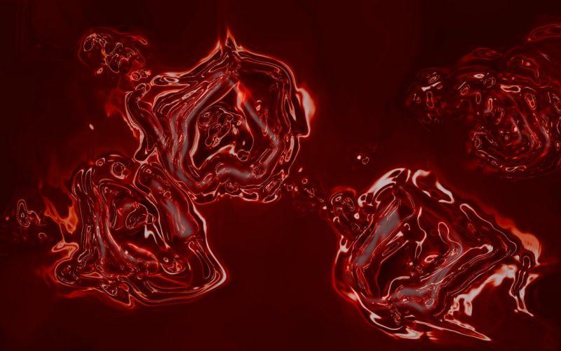 blood puddle gore horror dark texture wallpaper