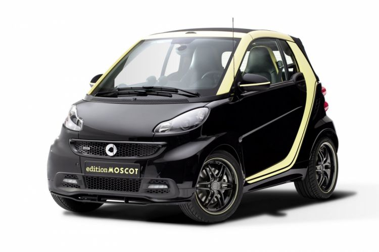 Smart ForTwo Edition Moscot tuning cars 2015 brabus wallpaper