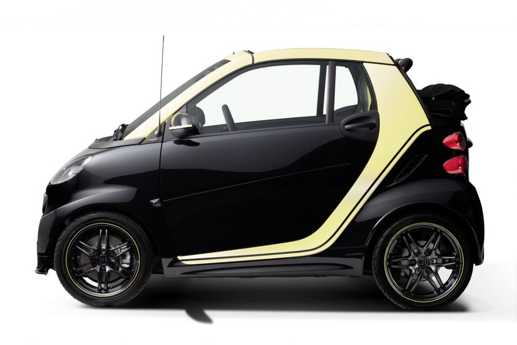 Smart ForTwo Edition Moscot tuning cars 2015 brabus wallpaper