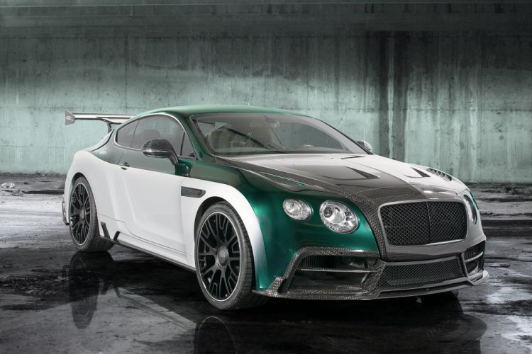 Mansory Bentley Continental GT Race 2015 tuning cars supercars wallpaper