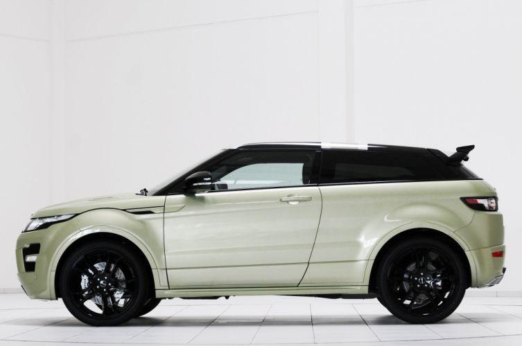 Startech Range Rover Evoque Coupe tuning cars suv wallpaper