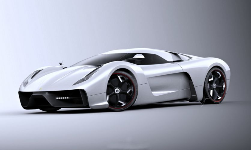 ferrari avto bray silver cars supercars road speed motors wallpaper