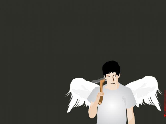 DONNIE DARKO drama mystery sci-fi crime supernatural dark 1darko horror apocalyptic angel wallpaper