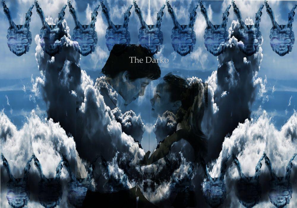 DONNIE DARKO drama mystery sci-fi crime supernatural dark 1darko horror apocalyptic wallpaper