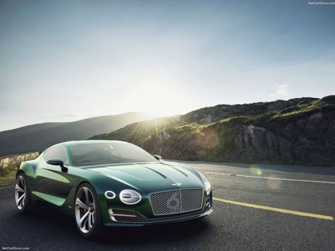 Bentley EXP 10 Speed 6 Concept cars coupe 2015 wallpaper