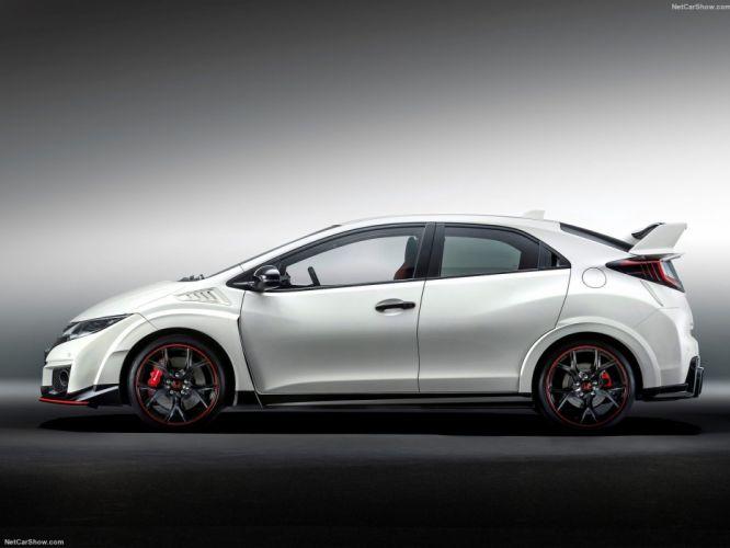 Honda Civic Type R cars 2015 wallpaper