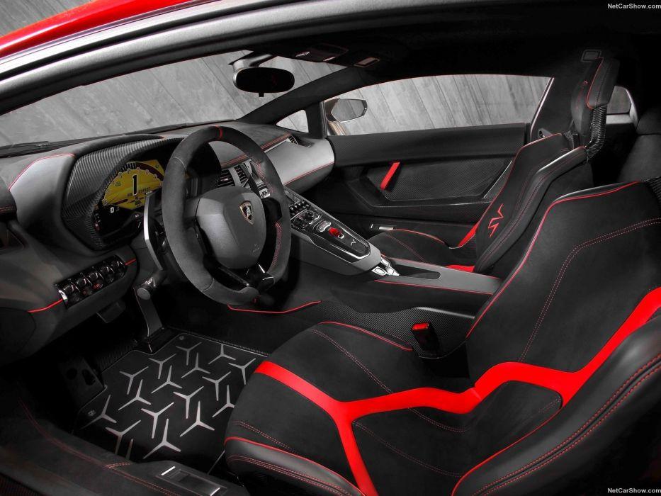 Lamborghini Aventador LP750-4 S V COUPE 2016 cars supercars  wallpaper