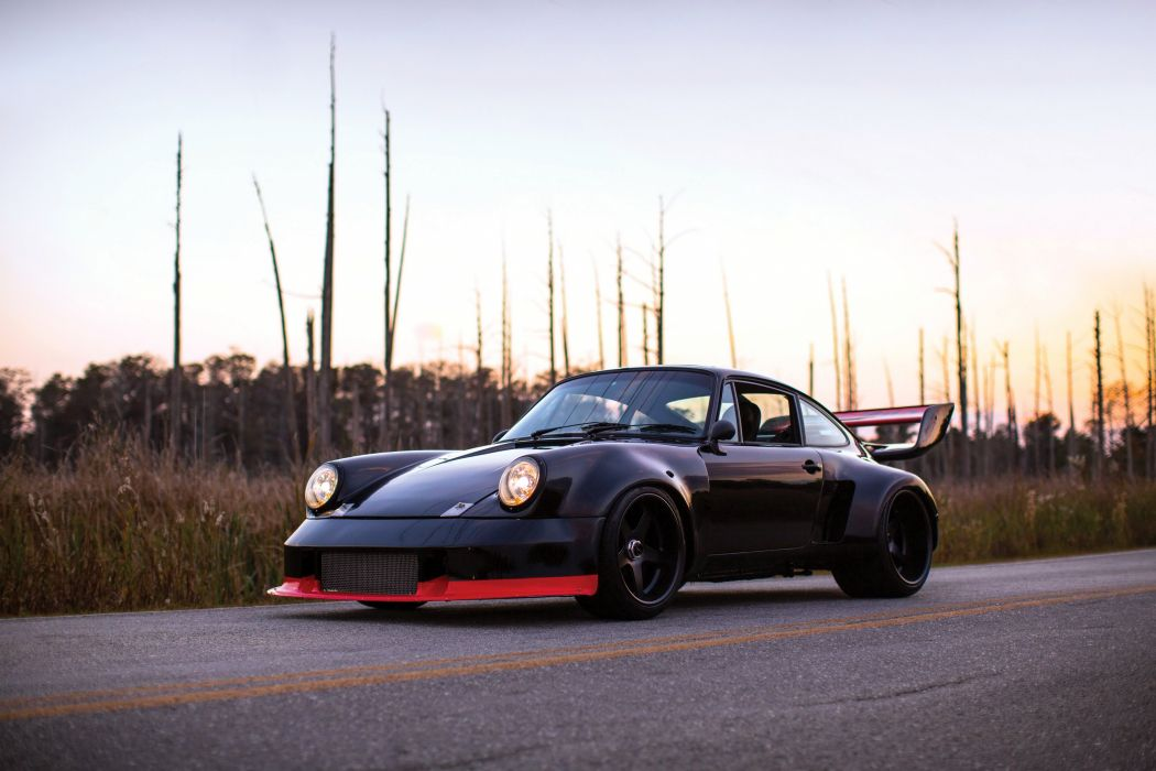 D Zug Turbo Rsr Porsche 930 2014 Cars Black Tuning Wallpaper 4096x2731 631256 Wallpaperup