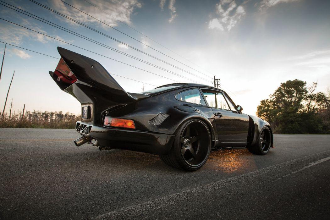 D Zug Turbo Rsr Porsche 930 2014 Cars Black Tuning Wallpaper 4096x2731 631258 Wallpaperup