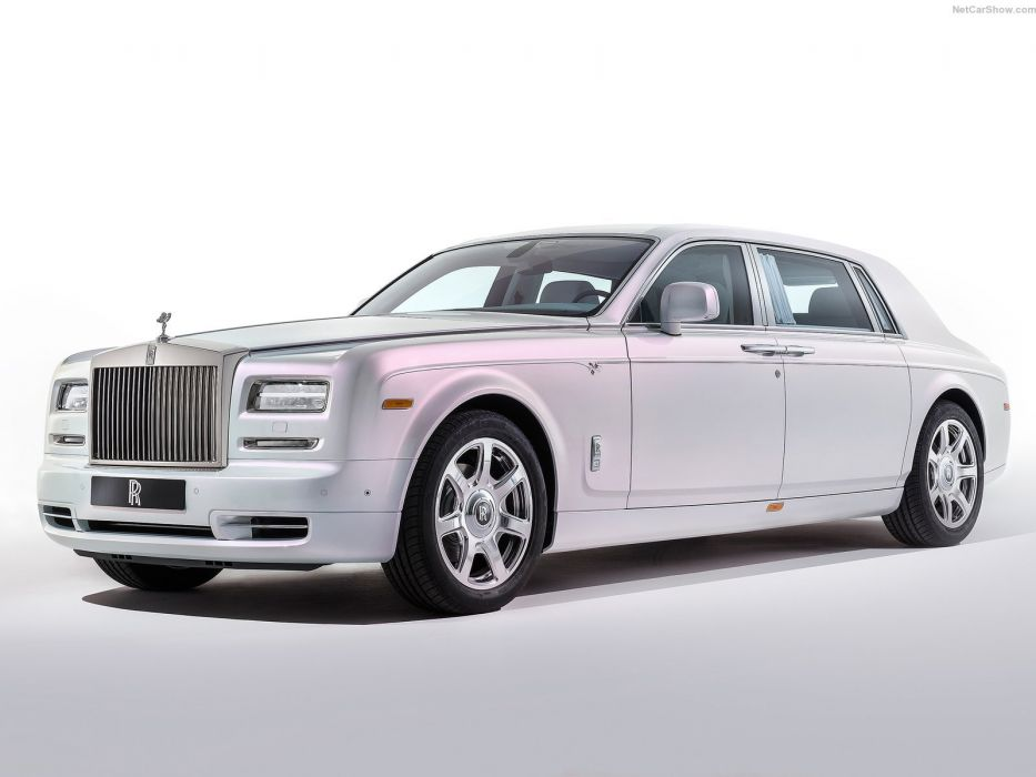 Rolls Royce Phantom Serenity 2015 cars luxury wallpaper
