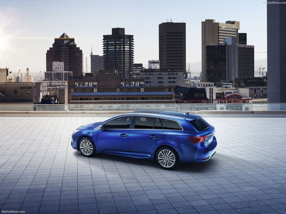 Toyota Avensis wagon 2016 cars wallpaper