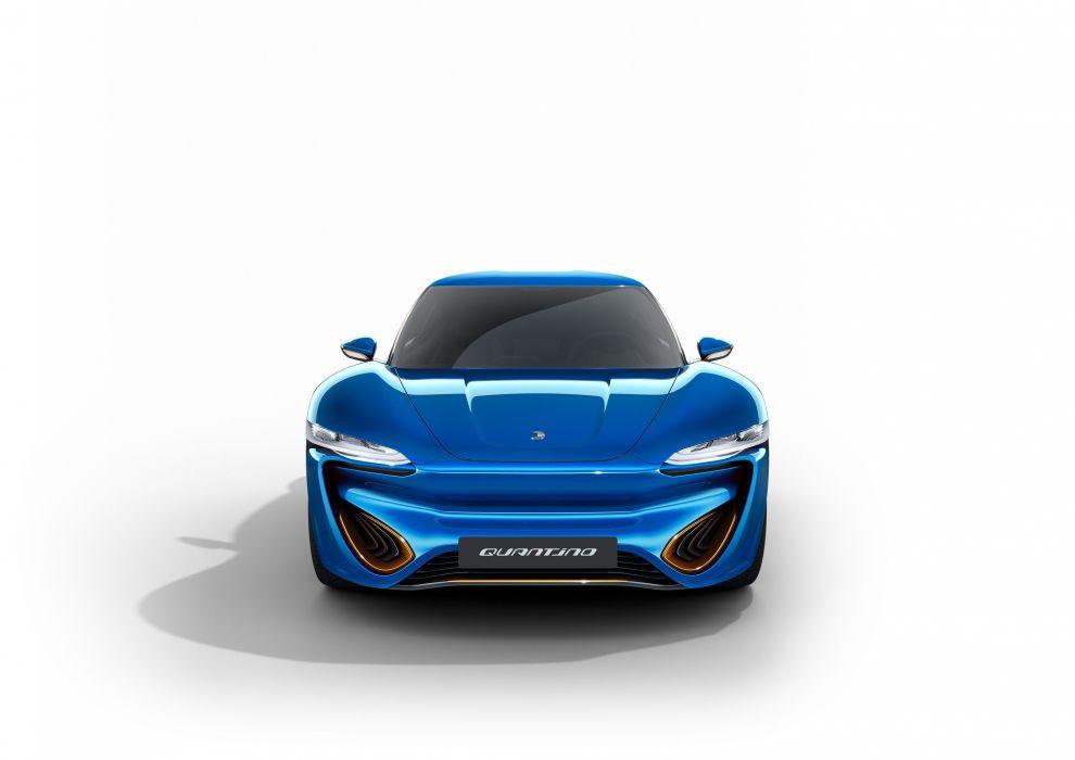 NanoFlowcell Quantino 2015 cars concept wallpaper