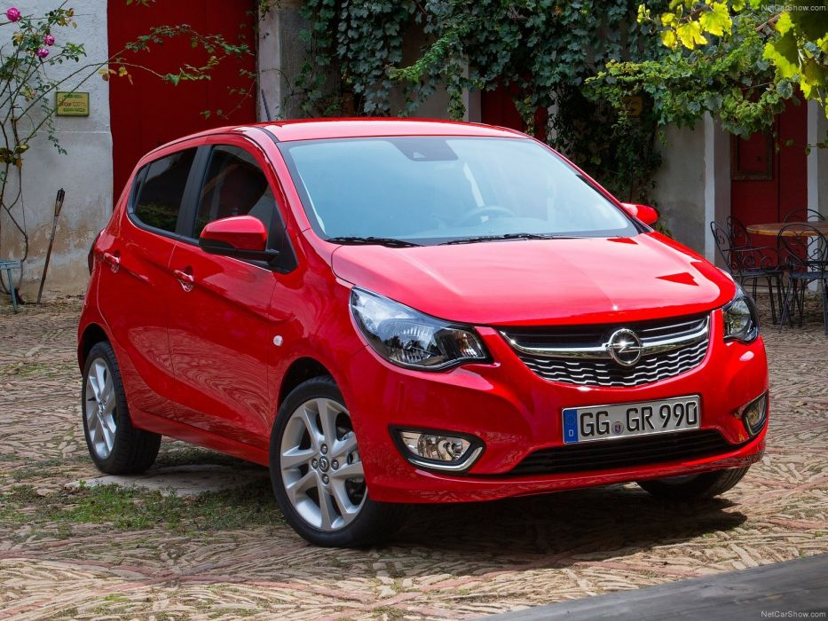 Opel Karl cars 2015 wallpaper
