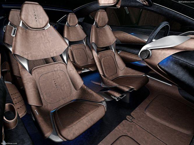 Aston Martin DBX Concept cars 2015 wallpaper