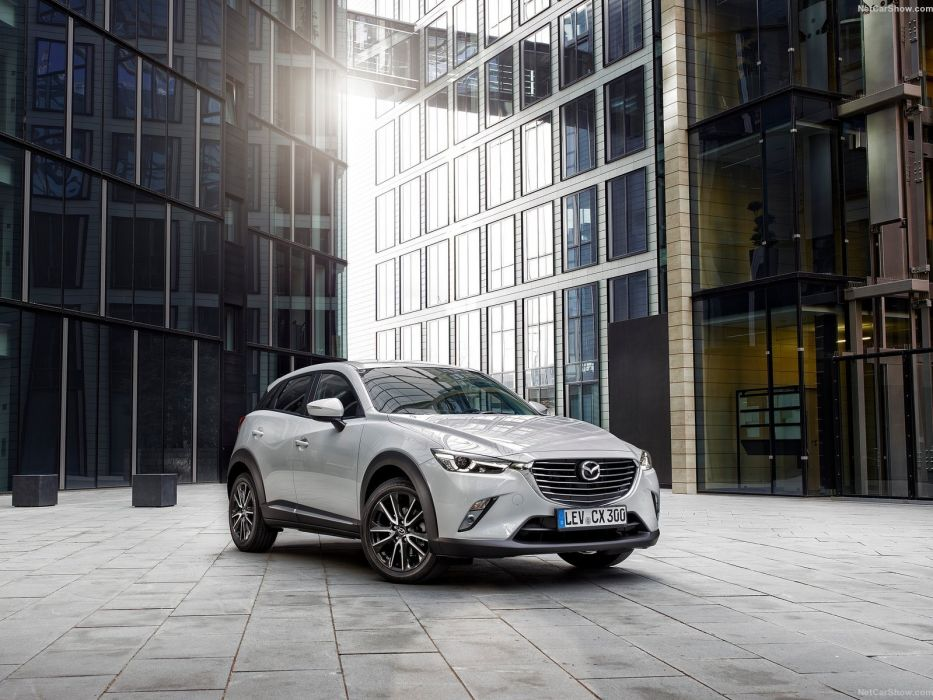 2015 awd CX-3 Mazda cars suv wallpaper