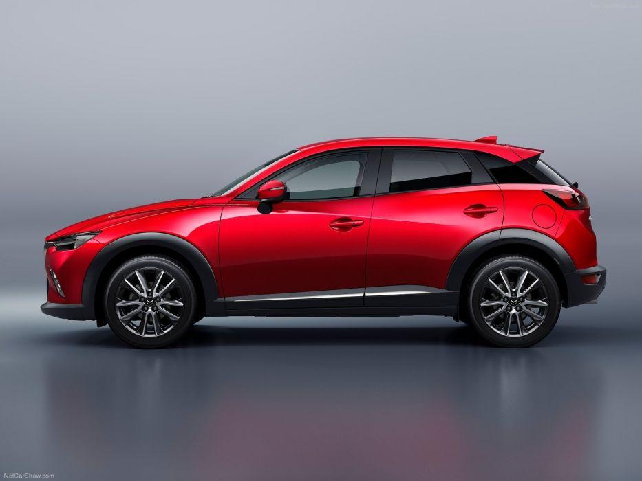 2015 awd CX-3 Mazda cars suv wallpaper