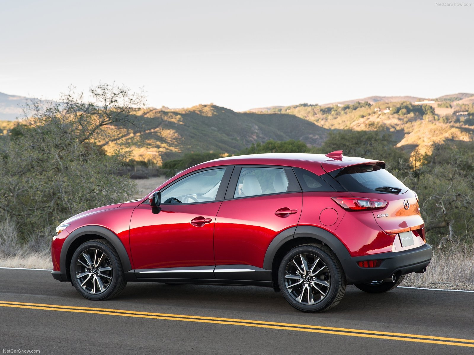 2015 Awd Cx 3 Mazda Cars Suv Wallpaper 1600x1200