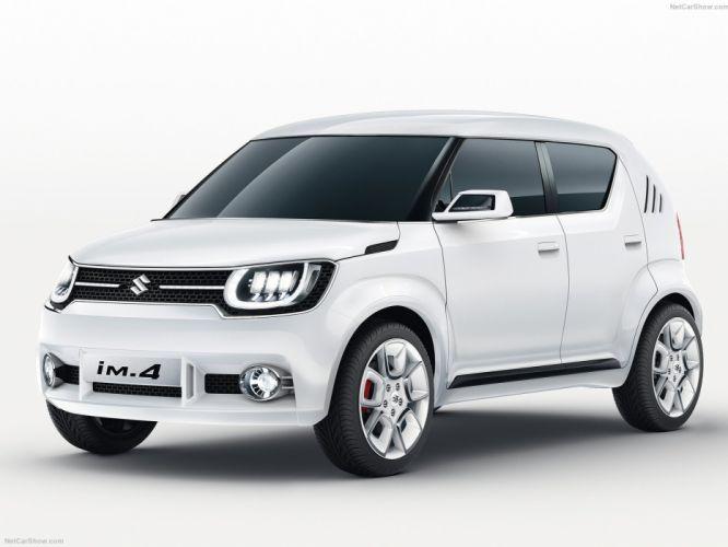 Suzuki iM-4 Concept cars 2015 wallpaper