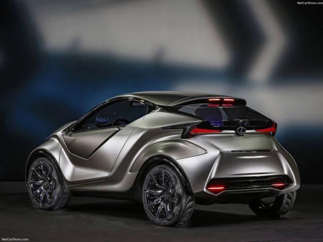 2015 Concept Lexus LF-SA cars wallpaper
