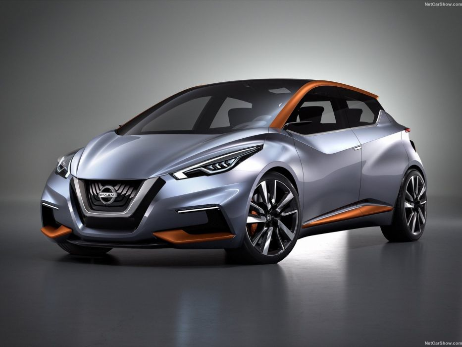 Nissan Sway Concept cars 2015 wallpaper