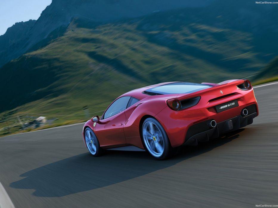 cars Coupe Ferrari gtb supercars 2015 wallpaper