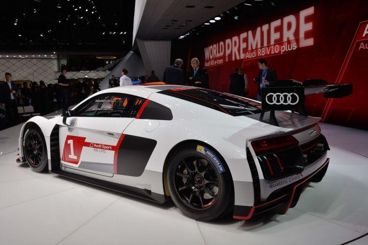 2015 Audi cars lms sportcars wallpaper