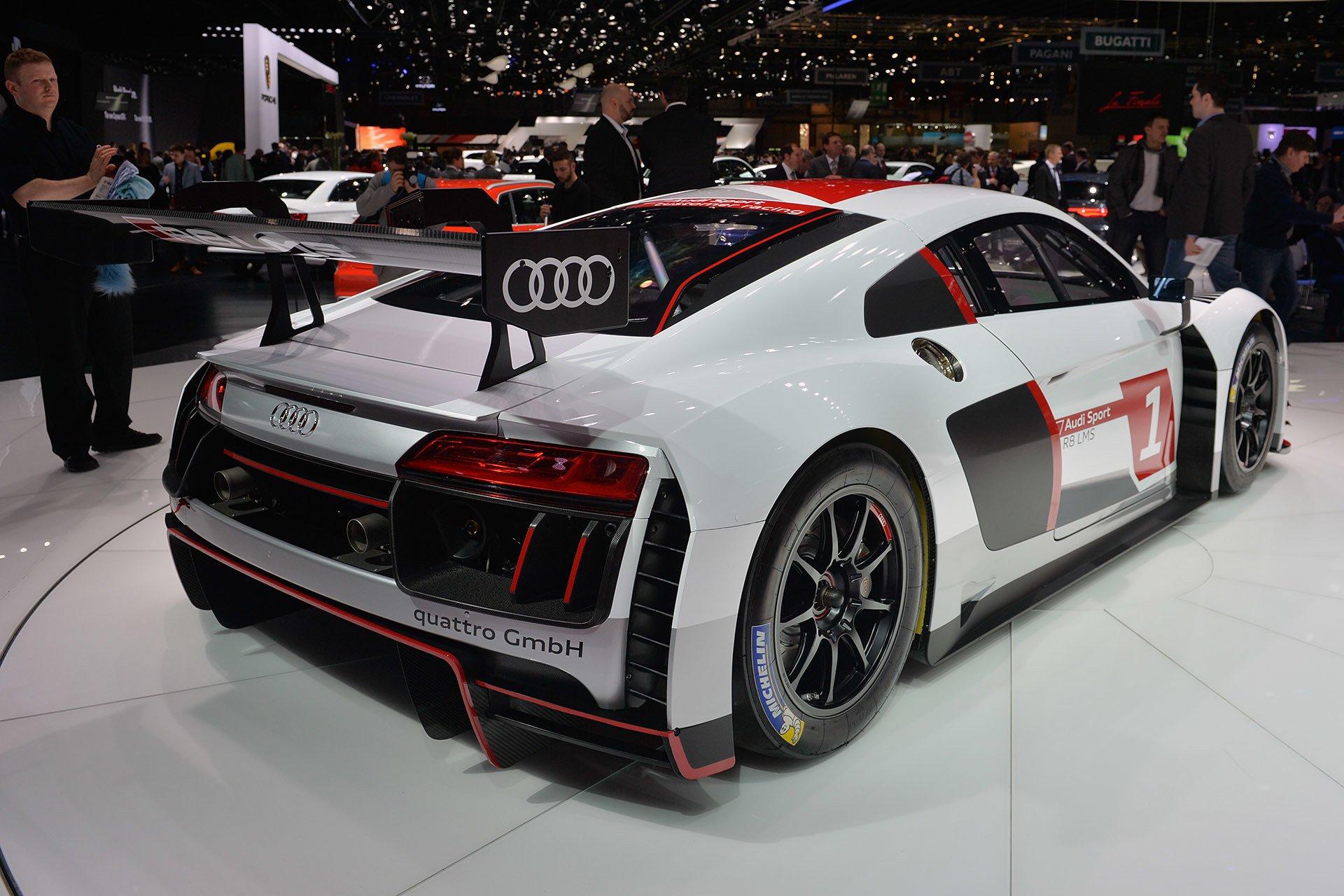 Le nouveau châssis ASF Audi Space Frame est dans un alliage