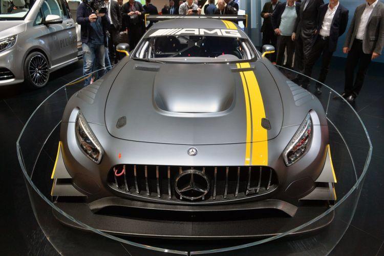 Mercedes AMG GT3 cars racecars 2016 wallpaper