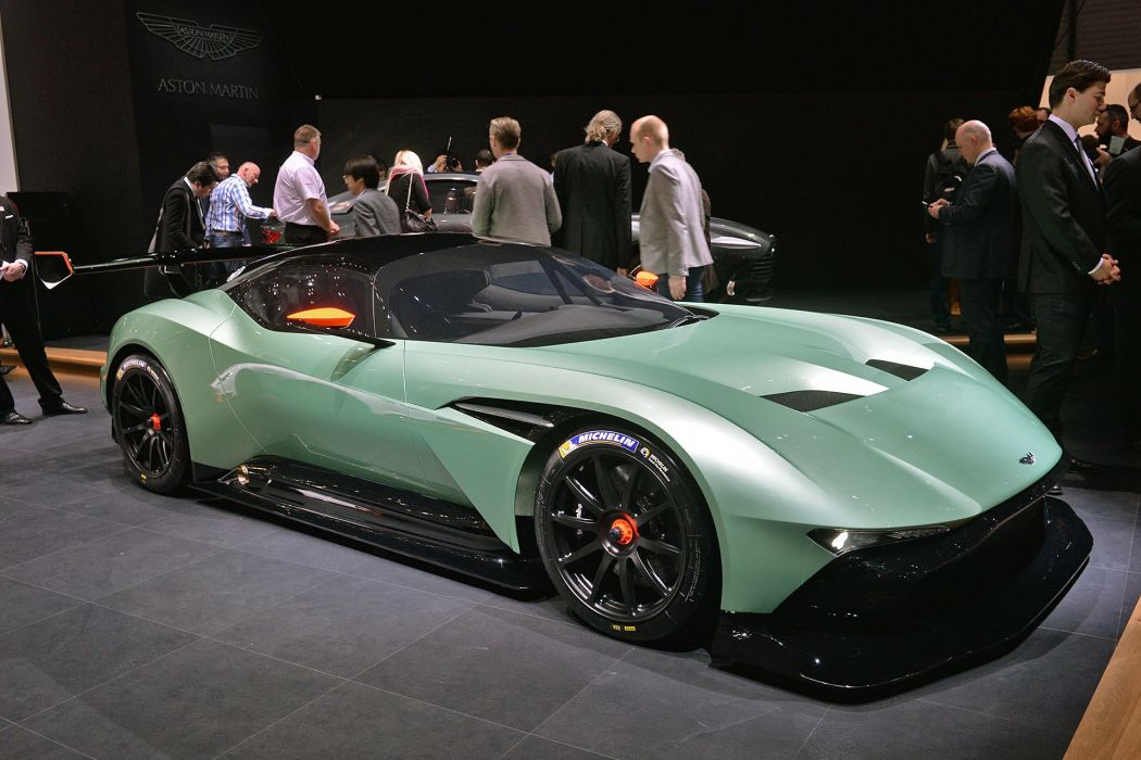 2015 Aston cars Martin supercars vulcan wallpaper