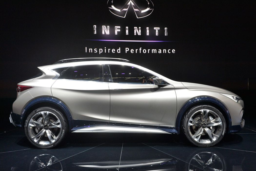 2015 cars Concept infiniti QX30 suv wallpaper