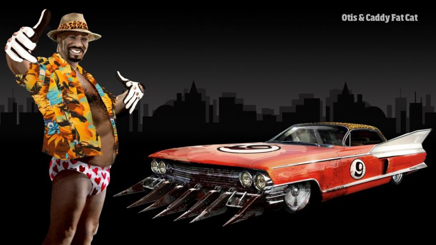 CARMAGEDDON violence combat fighting race racing battle cars wallpaper