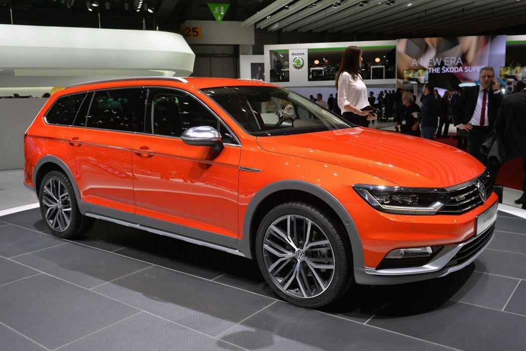 2015 Volkswagen Passat Alltrack wallpaper