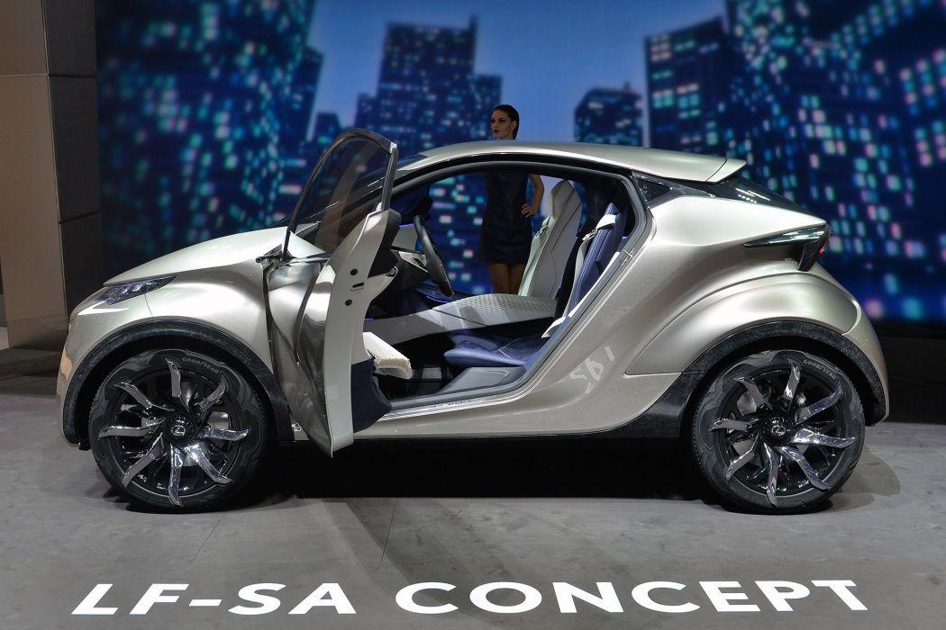 2015 cars Concept Lexus LF-SA wallpaper