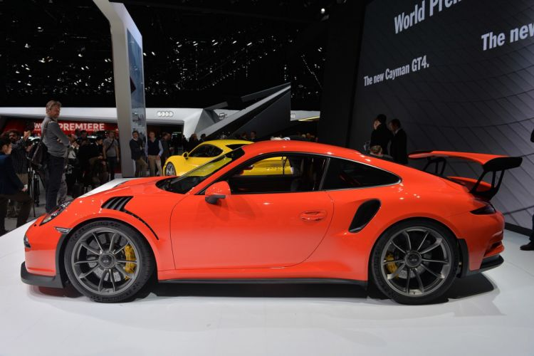 2016 911 cars Coupe GT3 Porsche wallpaper
