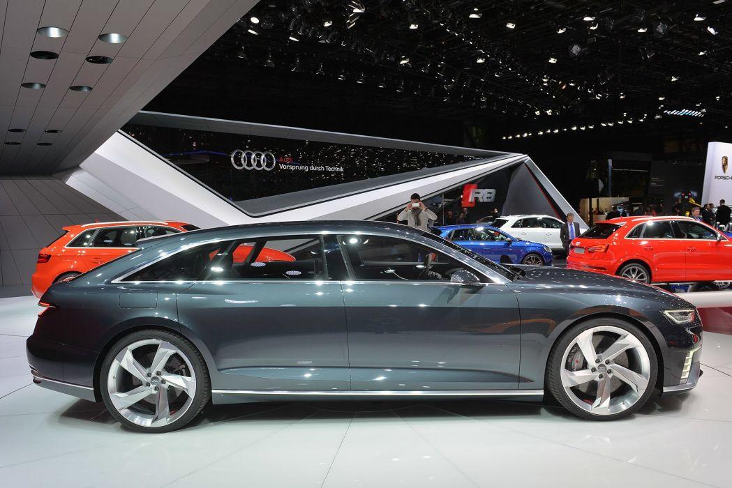Audi Prologue Avant Concept wallpaper
