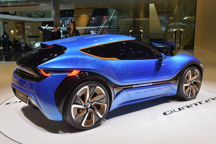 2015 cars Concept nanoflowcell Quantino wallpaper