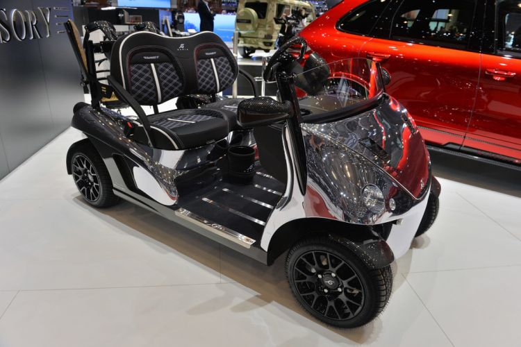 Garia Mansory Currus golf cars tuning wallpaper