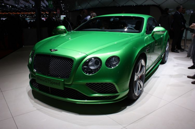 2016 Bentley cars Continental Speed wallpaper