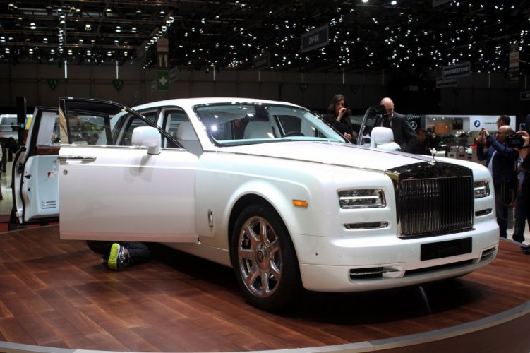 2015 cars luxury Phantom rolls royce serenity wallpaper