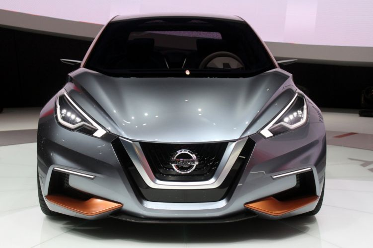 2015 cars Concept Nissan sway wallpaper