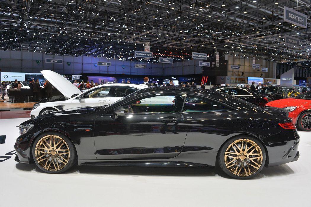 2015 850 biturbo brabus cars Coupe wallpaper