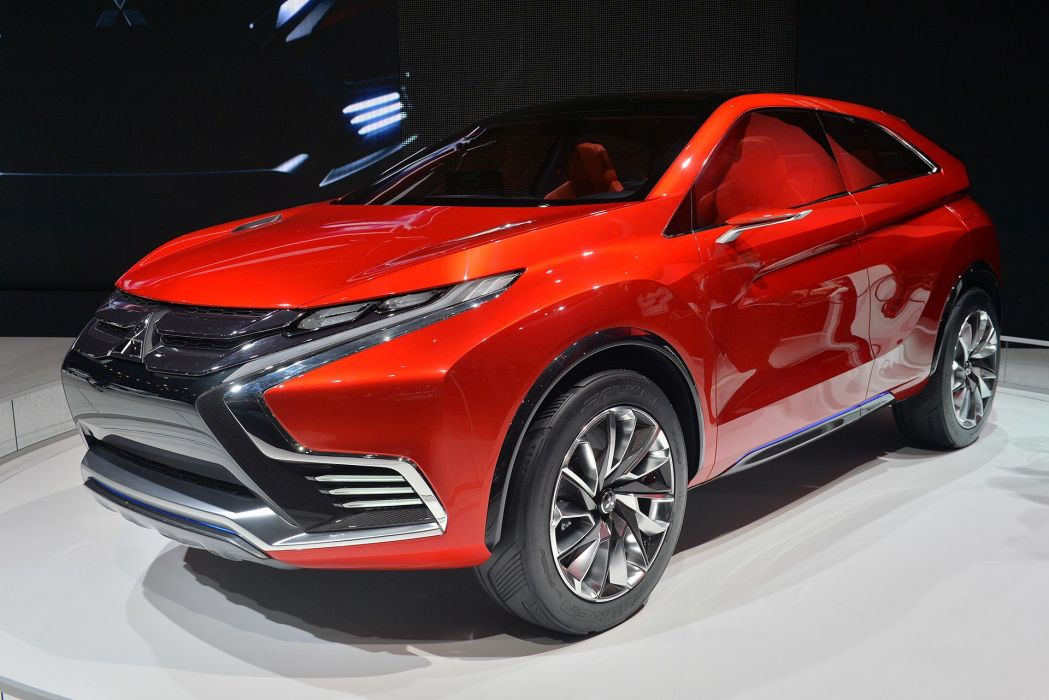 cars Concept mitsubishi XR-PHEV-II 2015 wallpaper